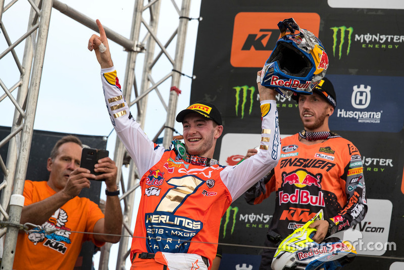 MXGP: Jeffrey Herlings