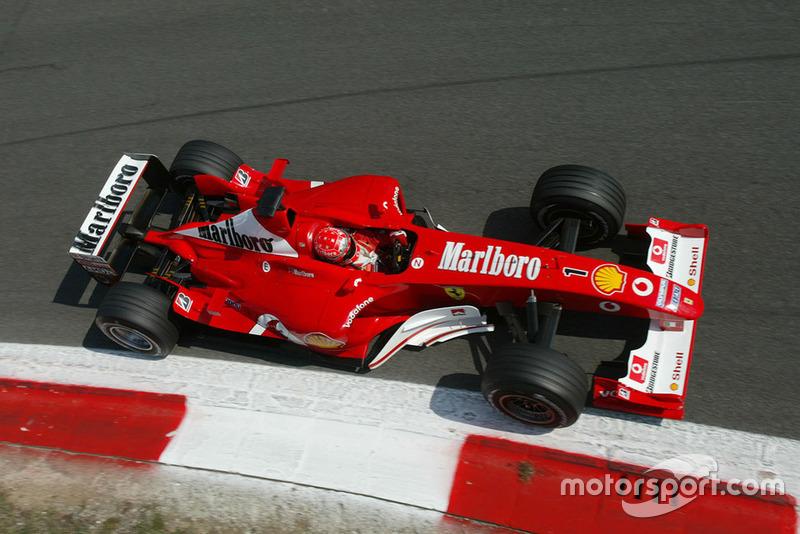 GP de Italia 2003