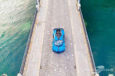 Présentation Bugatti Chiron Pur Sport Zurich