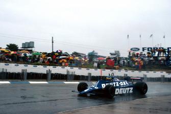 Desire Wilson, Tyrrell