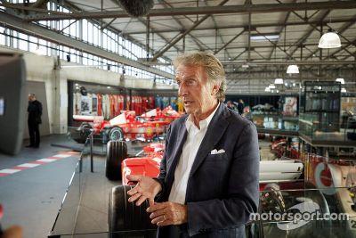 Auto de F1 de Michael Schumacher