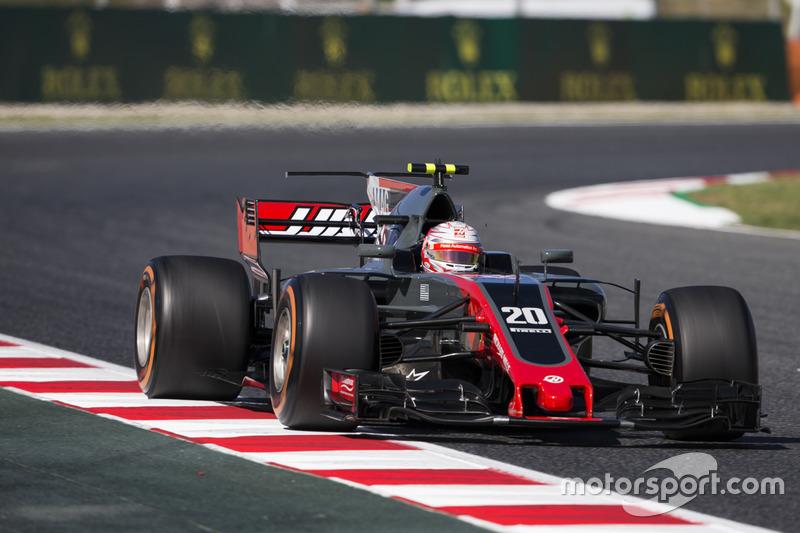 Кевин Магнуссен, Haas F1 VF-17