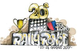 Rally del Ticino, logo 2017