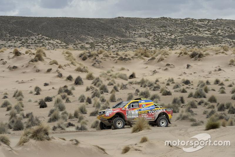 #349 Toyota: Sebastian Guayasamin, Mauro Lipez