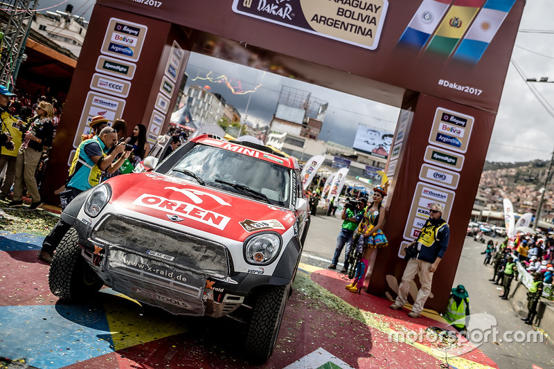#316 Orlen Team Mini: Jakub Przygonski, Tom Colsoul