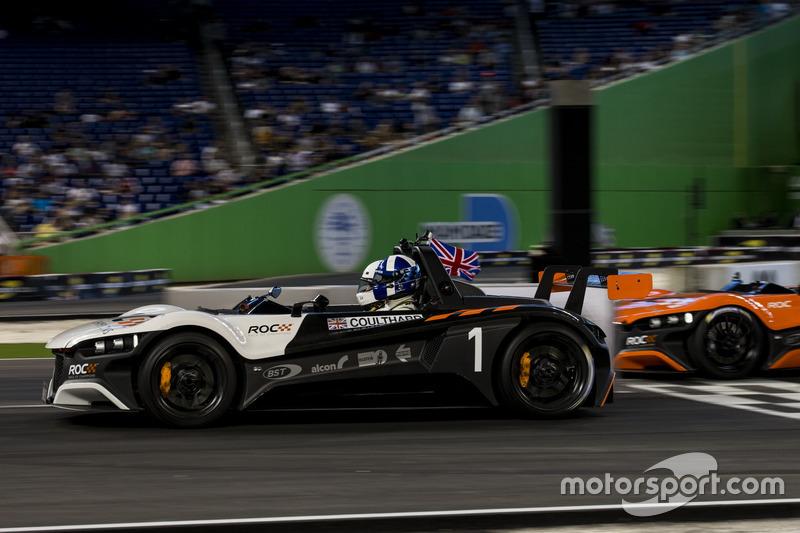 David Coulthard, conduce el VUHL 05