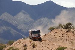 #503 Tatra Buggyra Racing: Ales Loprais, Jiri Stross, Jan Tomanek