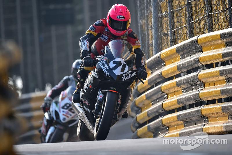 DNF - Davy Morgan, Honda