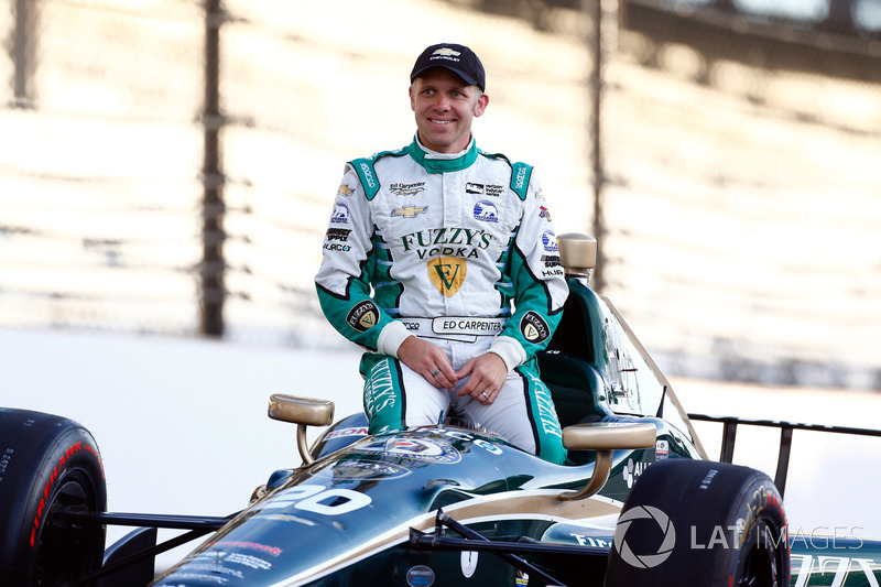 20. Ед Карпентер, Ed Carpenter Chevrolet