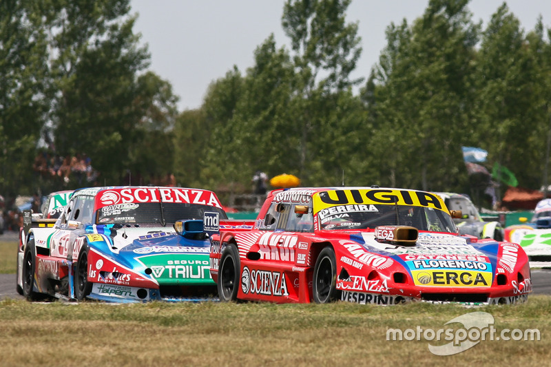 Juan Manuel Silva, Catalan Magni Motorsport Ford, Matias Jalaf, Car Racing Torino