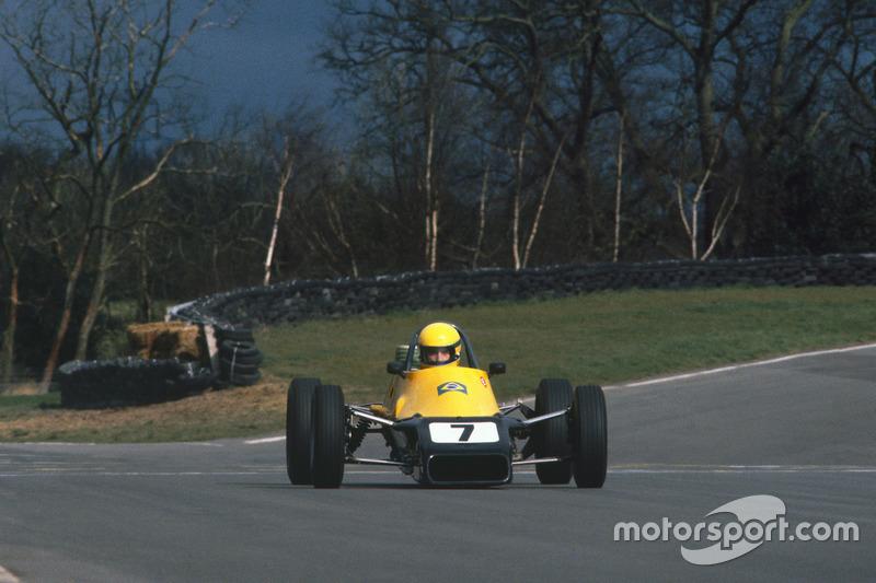 Ayrton Senna'nın 1981 - Van Diemen RF81'i
