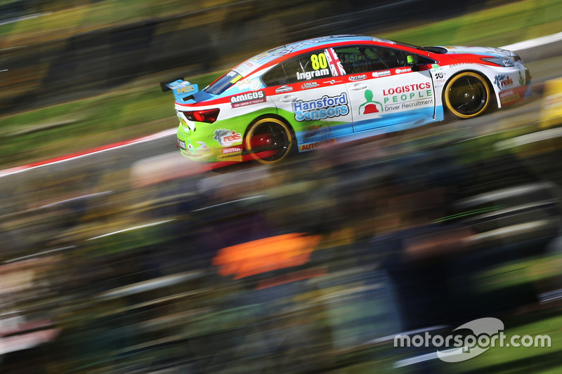 Tom Ingram, Speedworks Motorsport, Toyota Avensis