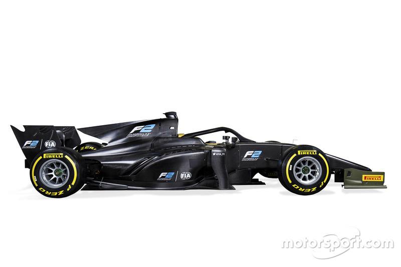 La Formule 2 2018