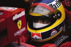 Микеле Альборето, Ferrari