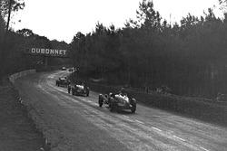 Renn-Action bei den 24h Le Mans 1935