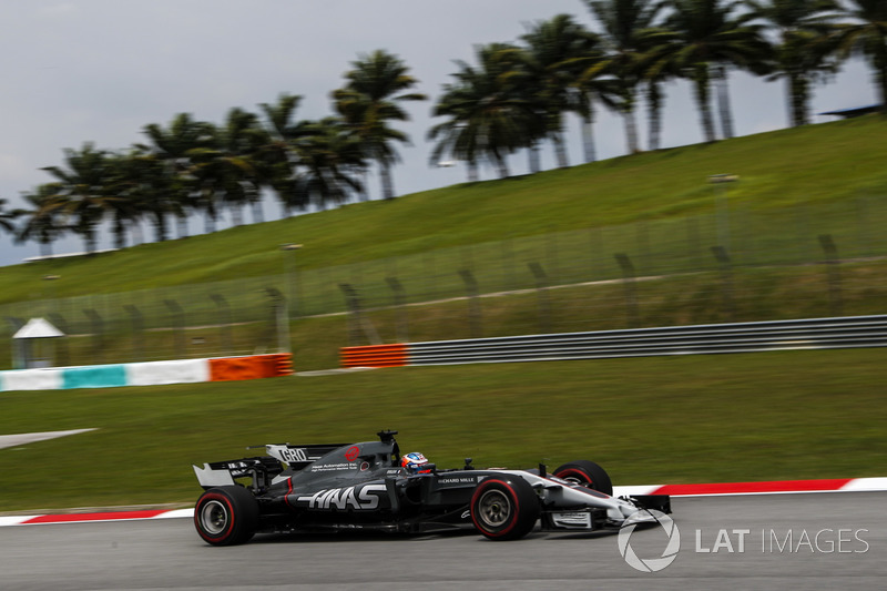 13. Romain Grosjean, Haas F1 Team VF-17