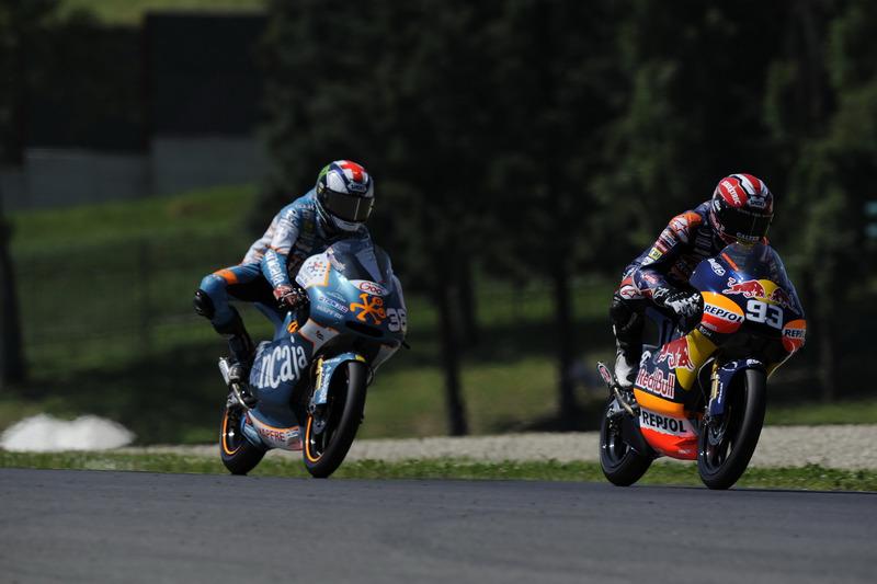 Victoire #1 : GP d'Italie 2010 de 125cc - Mugello