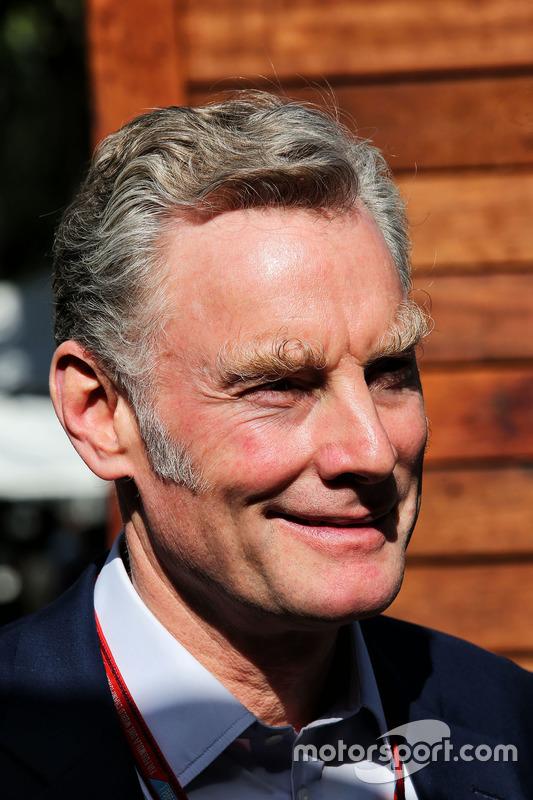 Sean Bratches,director comercial de la Formula 1