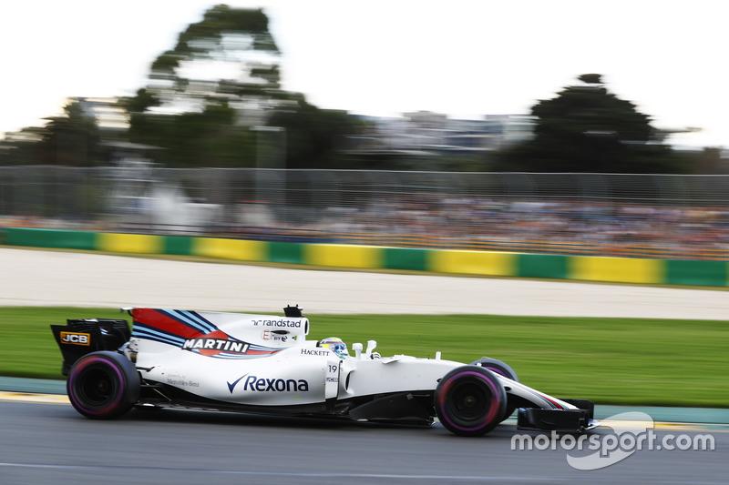 7: Феліпе Масса, Williams FW40