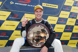 Dunlop Series: champion Garry Jacobson