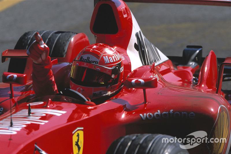 2003 Italian GP, Ferrari F2003-GA