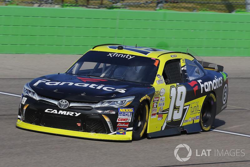 Matt Tifft, Joe Gibbs Racing Toyota