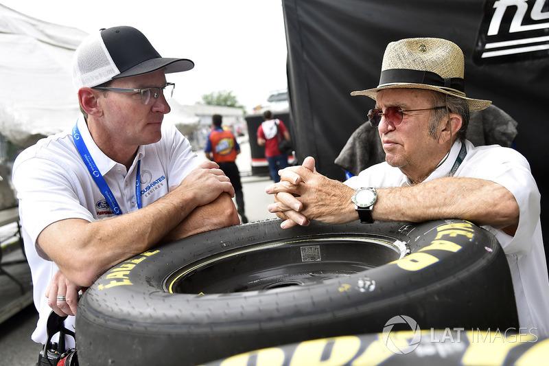 Doug Yates und Jack Roush
