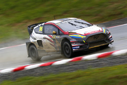 Kevin Eriksson, MJP Racing Team Austria Ford