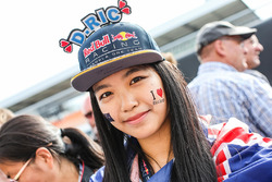 Un fan de Daniel Ricciardo, Red Bull Racing