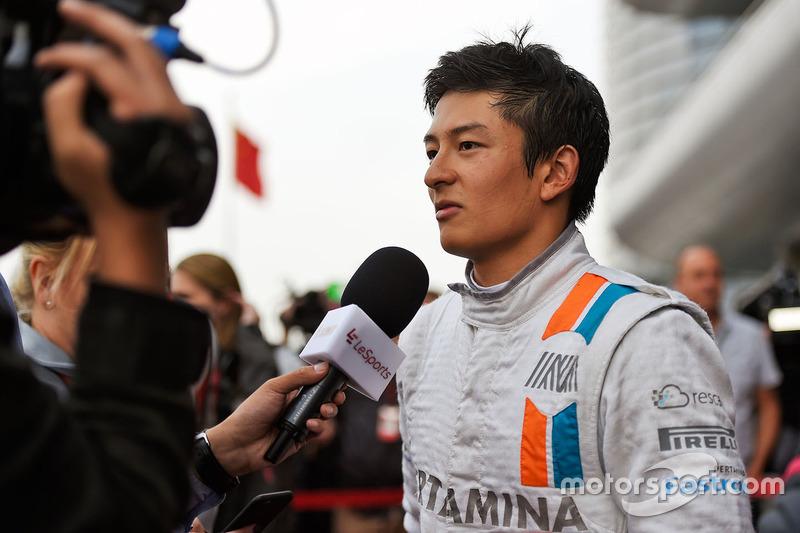 Рио Харьянто, Manor Racing со СМИ
