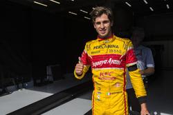 Ganador de la pole Antonio Giovinazzi PREMA Racing