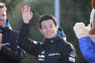 山本尚貴(Honda Racing THANKS DAY 2018)