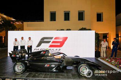 FIA F3 2019 wagen onthulling