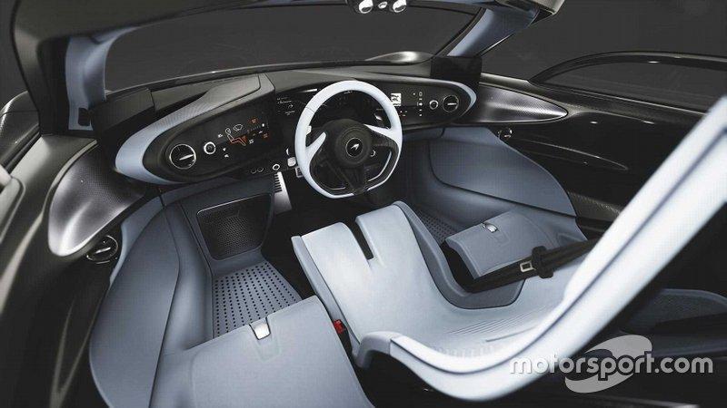 McLaren Speedtail Stratosphere Concept