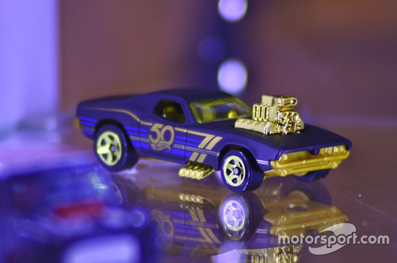 Diecast spesial 50 tahun Hot Wheels
