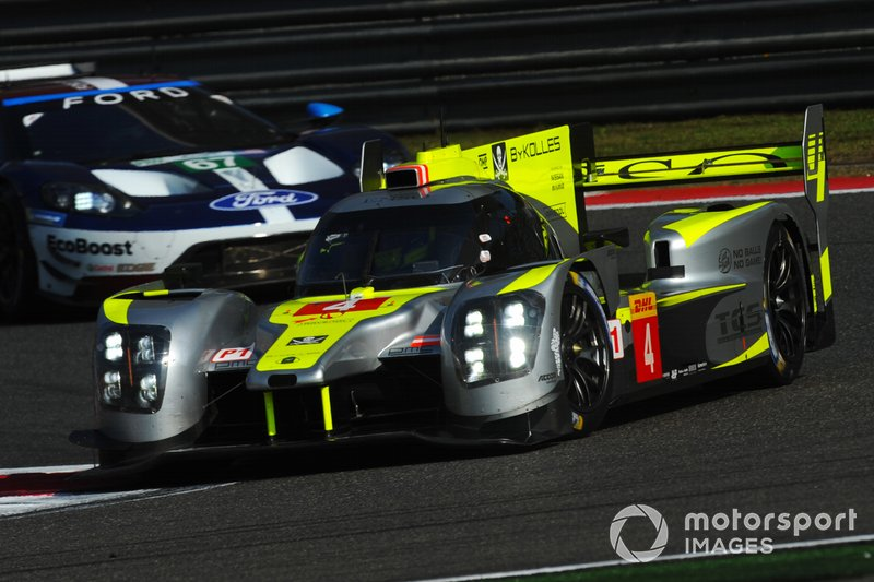#4 ByKolles Racing Team Enso CLM P1/01: Oliver Webb, James Rossiter, Tom Dillmann
