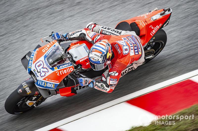 Андреа Довіціозо - №04, Ducati Team