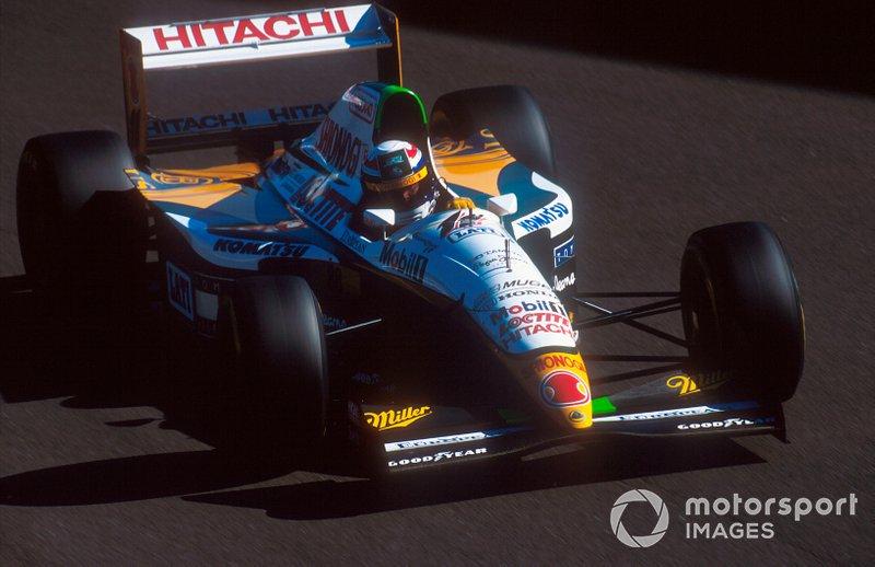 Alessandro Zanardi, Lotus 109 Mugen-Honda