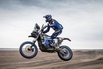 #18 Yamalube Yamaha Official Rally Team: Xavier De Soultrait