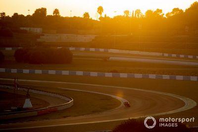 Test di Novembre a Jerez