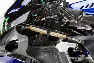 Yamaha YZR-M1 Studio Shot