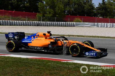 Formel-1-Test in Barcelona