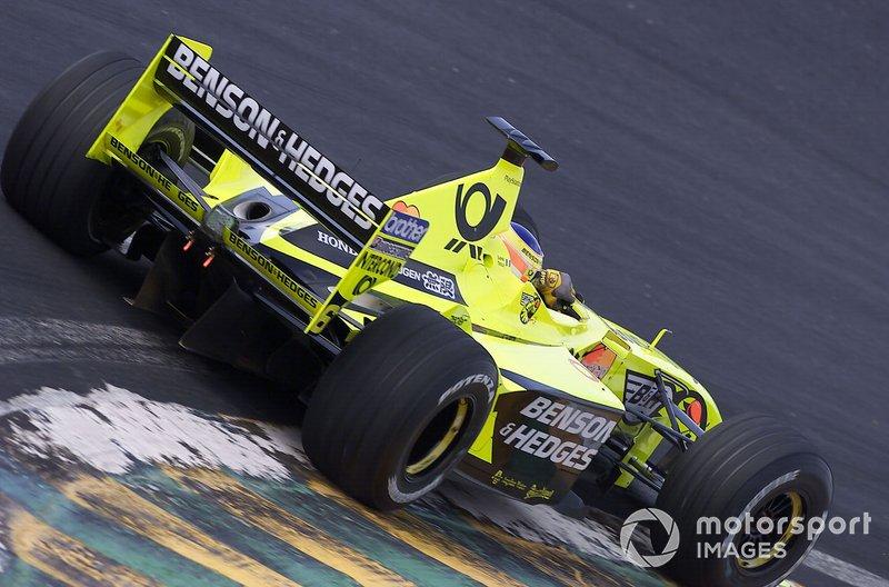 2000: Jordan EJ10