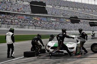 Aric Almirola, Stewart-Haas Racing, Ford Mustang Smithfield Prime Fresh