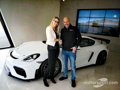 Accordo Marylin Niederhauser-Walter Lechner Racing