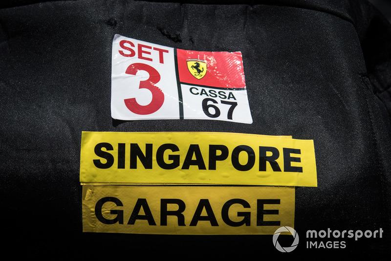 Une couverture chauffante de Ferrari
