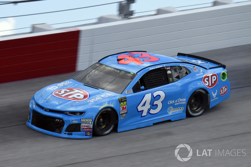 Darrell Wallace Jr., Richard Petty Motorsports, Chevrolet Camaro STP