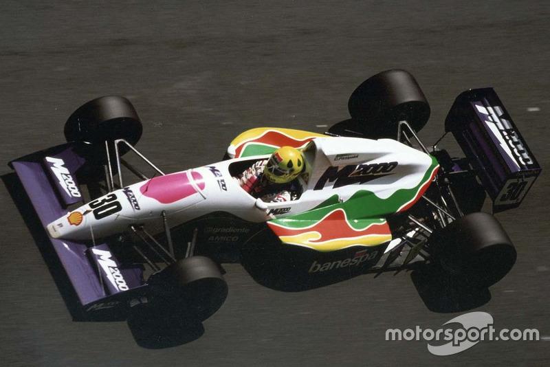 """Título da Fórmula 3000 de 1991: """"Conquista que me abriu as portas para a Fórmula 1"""""""