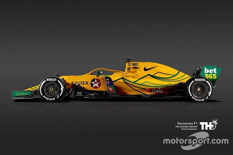 F1 Team Australia