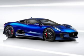 Jaguar C-X75 du film Spectre